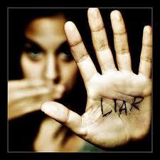 Liar hand